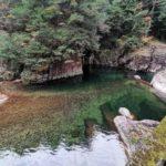 『三段峡』国の特別名勝であり広島県の人気紅葉スポットを観光